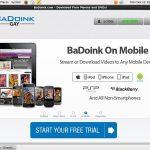 BaDoink Gay Trial