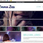 Emmazoss Porn Account