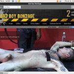 Free Bad Boy Bondage User