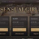 Trailer Sensual Girl